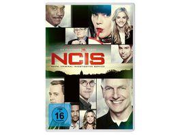 NCIS Season 15 6 DVDs