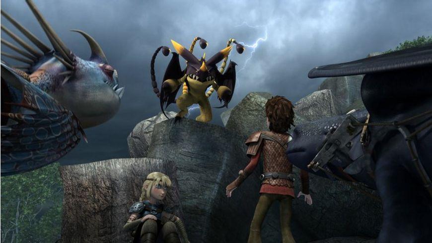 Dragons Auf Zu Neuen Ufern Staffel 7 Netflix