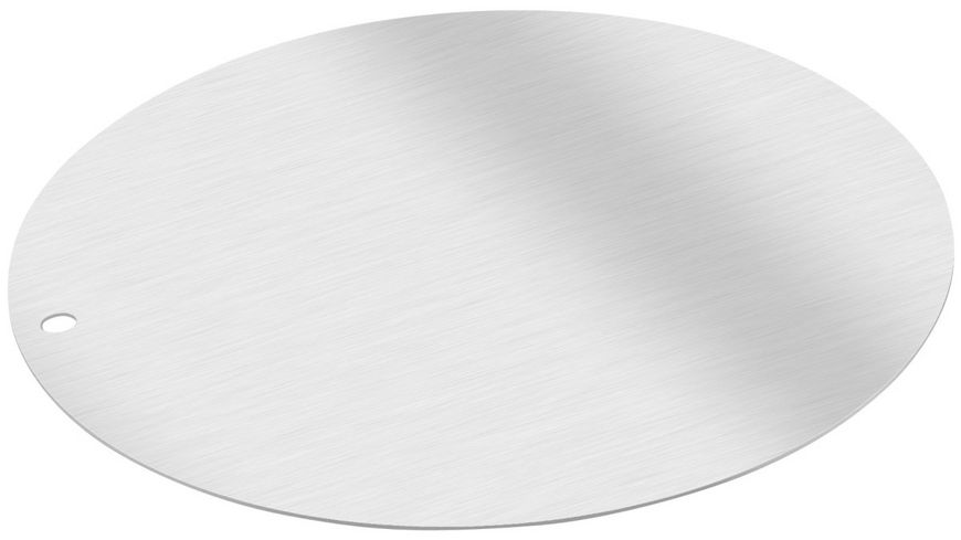 FACKELMANN Professional Tortenunterlage Aluminium 32cm