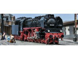 Trix T22912 Schnellzug Dampflokomotive 1001 der Baureihe 08 mit Kohlenstaub Tender