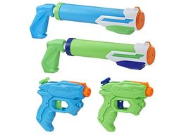 Hasbro Nerf Super Soaker 4er Party Pack