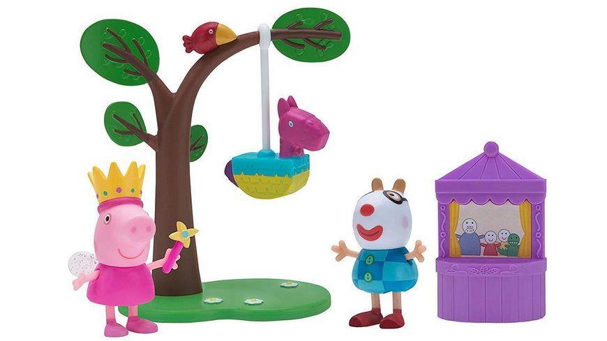 Jazwares Peppa Pig Peppas Geburtstagsfeier