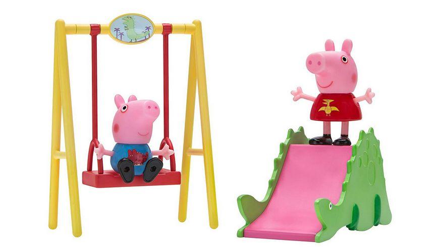 Jazwares Peppa Pig Dino Park