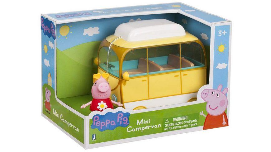 Jazwares Peppa Pig Peppas kleines Wohnmobil