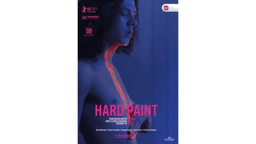 HARD PAINT Tinta Bruta