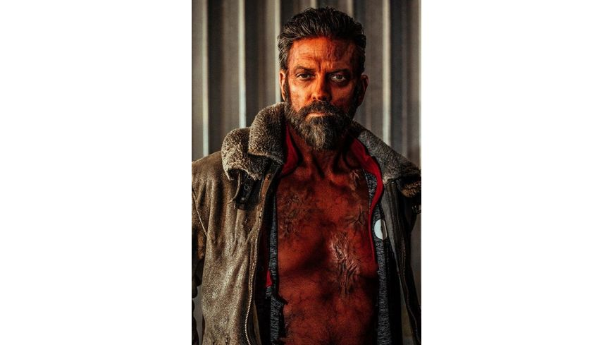 Z Nation Staffel 4 4 DVDs UNCUT Edition