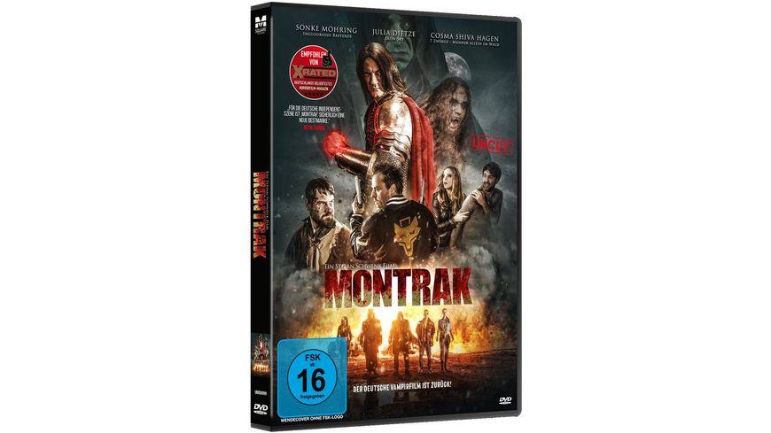 Montrak Uncut Edition