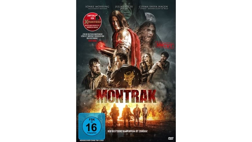 Montrak Extended uncut Edition