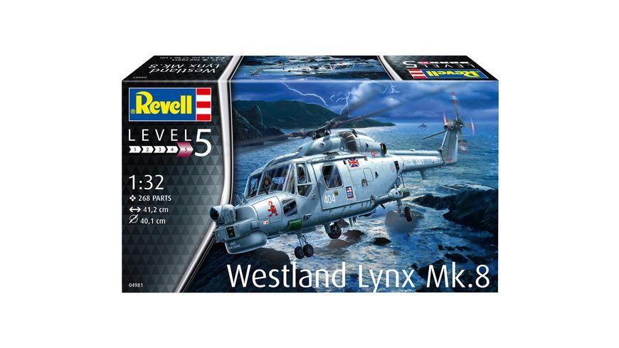 Revell 04981 Westland Lynx Mk 8