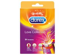 Durex Love Collection Kondome 31er Packung