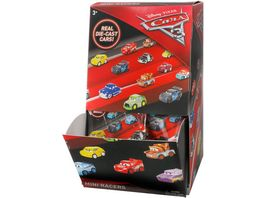 Mattel Disney Cars 3 Mini Racers Ueberraschungs Packung 1 Stueck