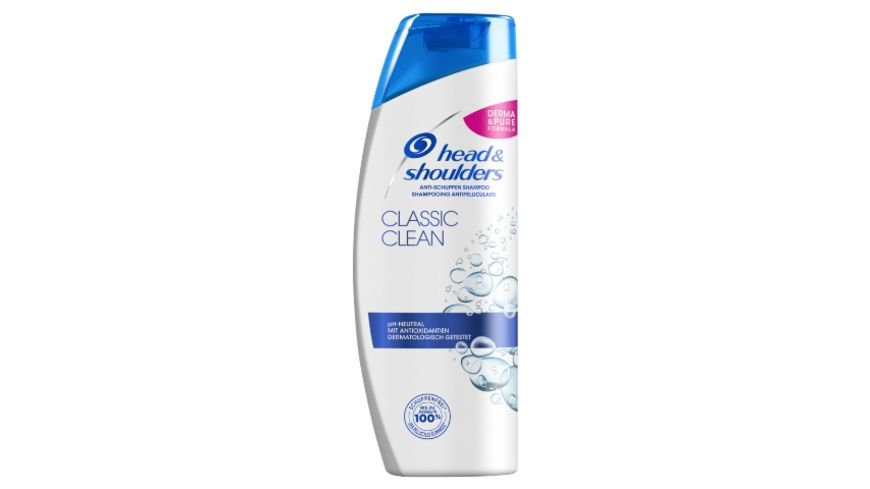 head shoulders Anti Schuppen Shampoo Classic Clean 400 ml