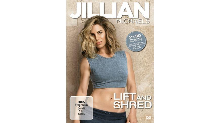 Jillian Michaels Lift and Shred