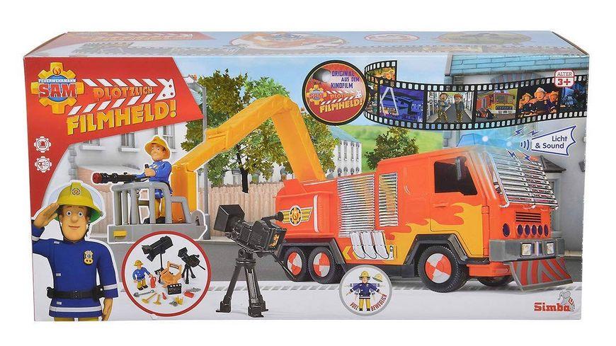 Simba Feuerwehrmann Sam Hollywood Jupiter