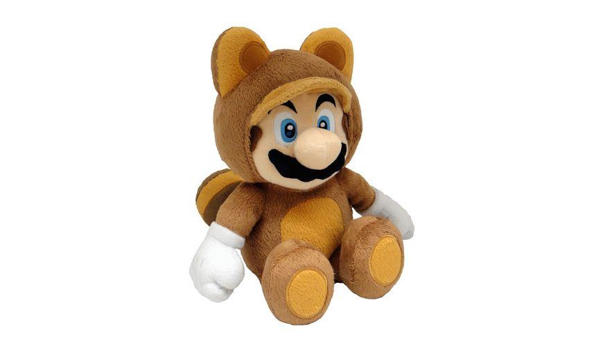 Nintendo Pluesch Tanooki Mario