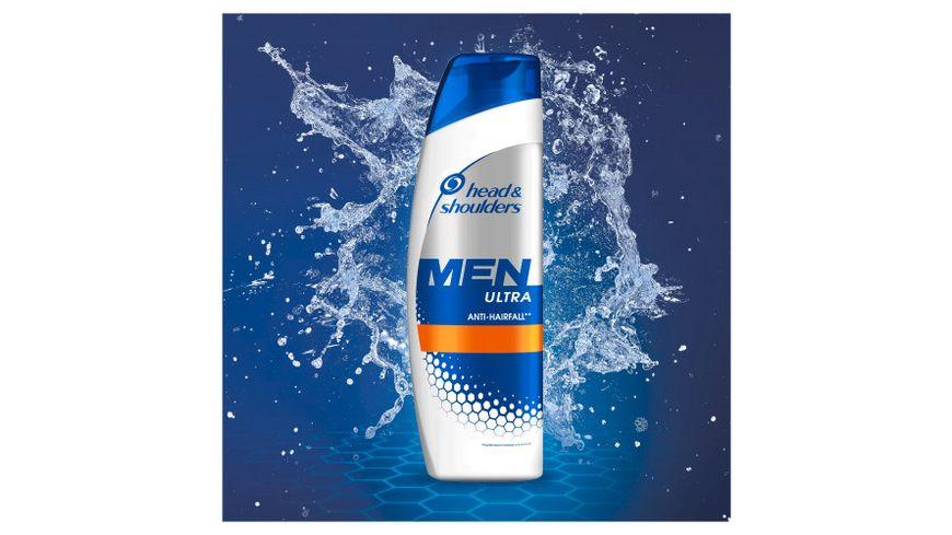 head shoulders Anti Schuppen Shampoo Men Ultra Anti Haarverlust