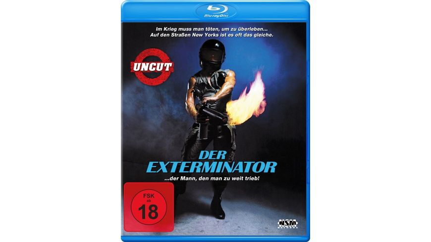 The Exterminator Uncut