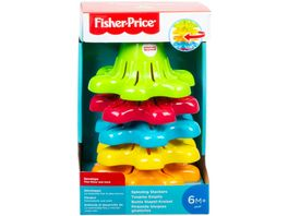Fisher Price Bunte Stapel Kreisel