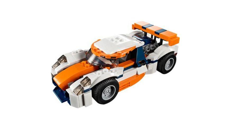 LEGO Creator 31089 Rennwagen