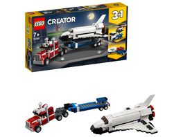 LEGO Creator 31091 Transporter fuer Space Shuttle
