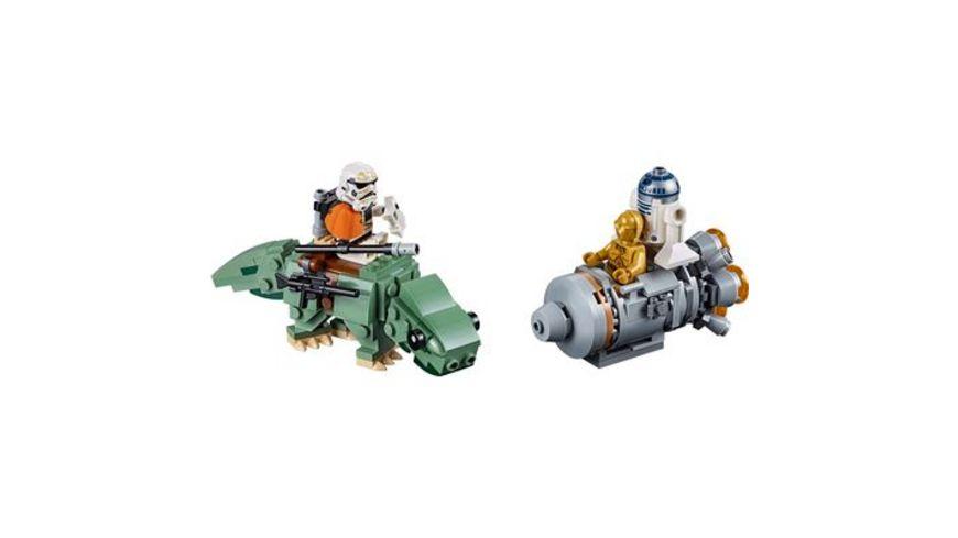 LEGO Star Wars 75228 Escape Pod vs Dewback Microfighters