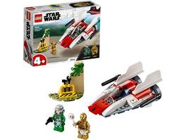LEGO Star Wars 75247 Rebel A Wing Starfighter