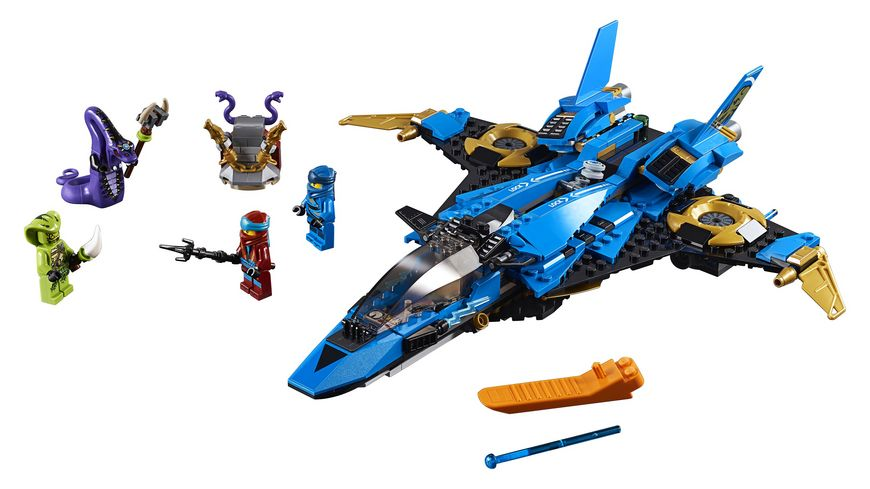 LEGO Ninjago 70668 Jays Donner Jet