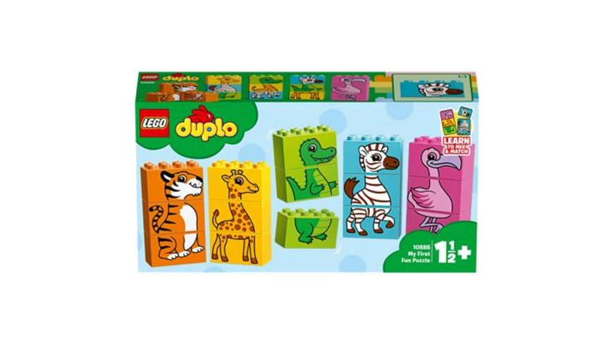 LEGO DUPLO 10885 Mein erstes Tierpuzzle