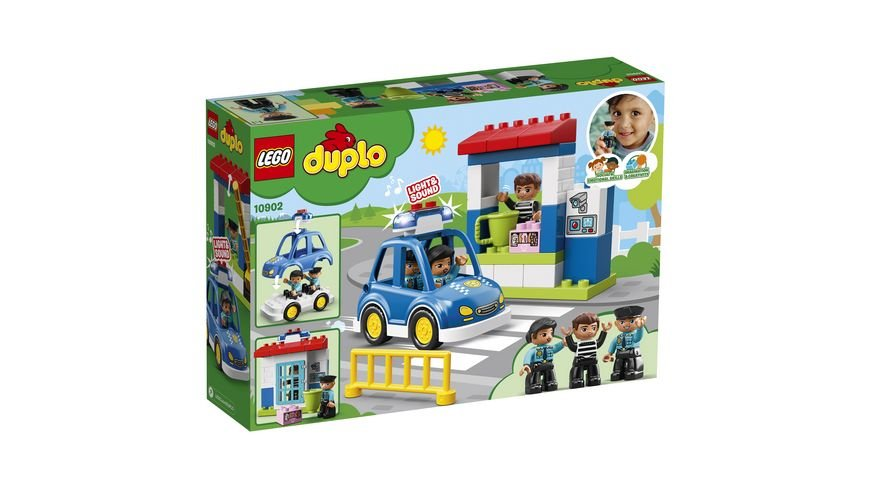 LEGO DUPLO 10902 Polizeistation