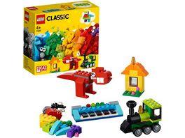 LEGO Classic 11001 Erster Bauspass