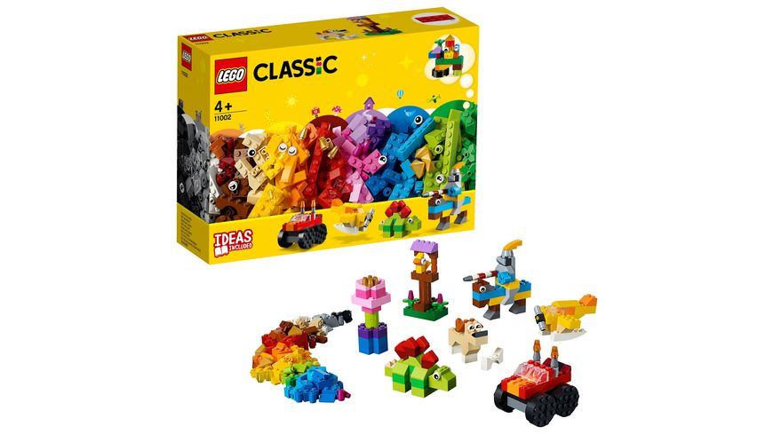LEGO Classic - 11002 Starter Set
