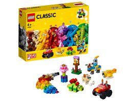 LEGO Classic 11002 Starter Set