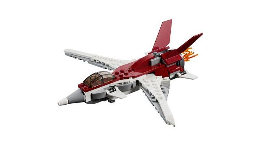 LEGO Creator 31086 Flugzeug der Zukunft