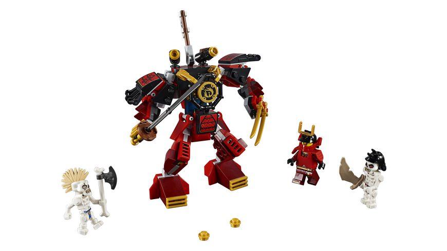 LEGO Ninjago 70665 Samurai Roboter