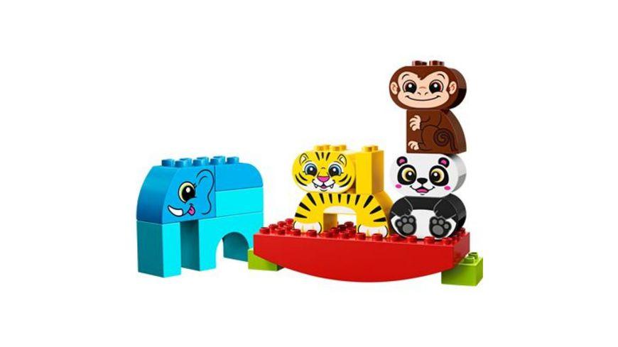 LEGO DUPLO 10884 Meine erste Wippe mit Tieren