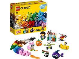 LEGO Classic 11003 Bausteine Witzige Figuren