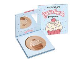 Misslyn Sweetie Cupcake Trio Highlighter