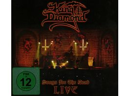 Songs For The Dead Live 2 DVD 1 CD