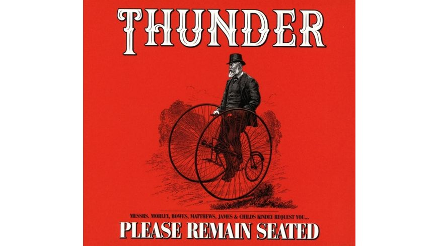 Please Remain Seated Deluxe Edition