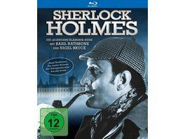 Sherlock Holmes Edition Keepcase 7 BRs