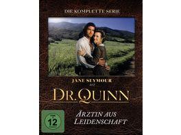 Dr Quinn Aerztin aus Leidenschaft Die komplette Serie 37 DVDs