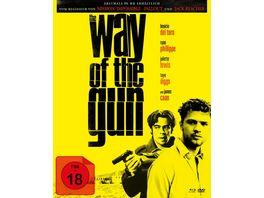 The Way of the Gun Mediabook DVD Cover A