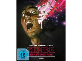 Elmer Brain Damage Mediabook 2 DVDs