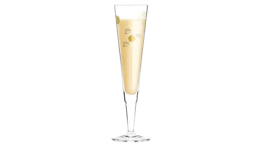 RITZENHOFF Champus Champagnerglas von Ramona Rosenkranz