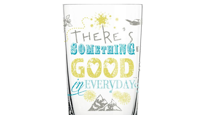 RITZENHOFF Everyday Darling Softdrinkglas von Petra Mohr Something Good