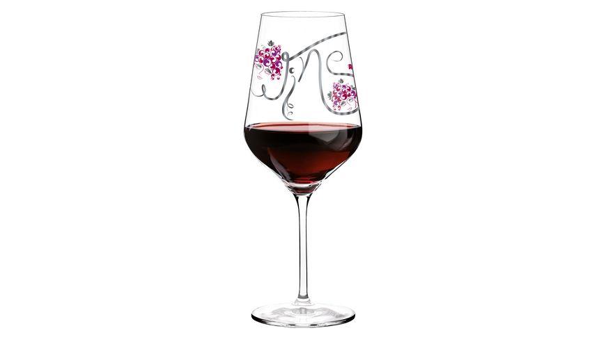 RITZENHOFF Red Rotweinglas von Ramona Rosenkranz