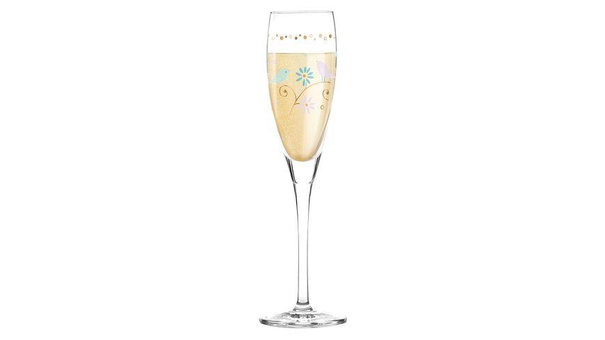 RITZENHOFF Pearls Edition Proseccoglas von Flora Waycott