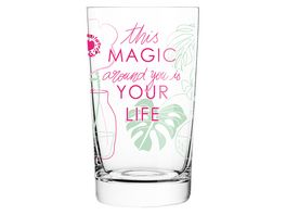 RITZENHOFF Everyday Darling Softdrinkglas von Virginia Romo