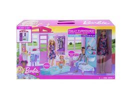Mattel Barbie Ferienhaus
