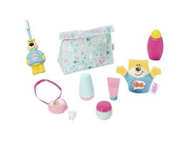 Zapf Creation Baby born Bath Wash and Go Set